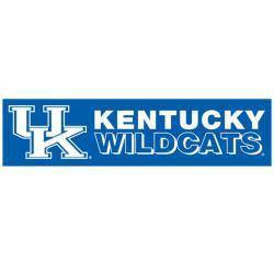 Kentucky Wildcats 8-foot Nylon Banner - Thumbnail 1