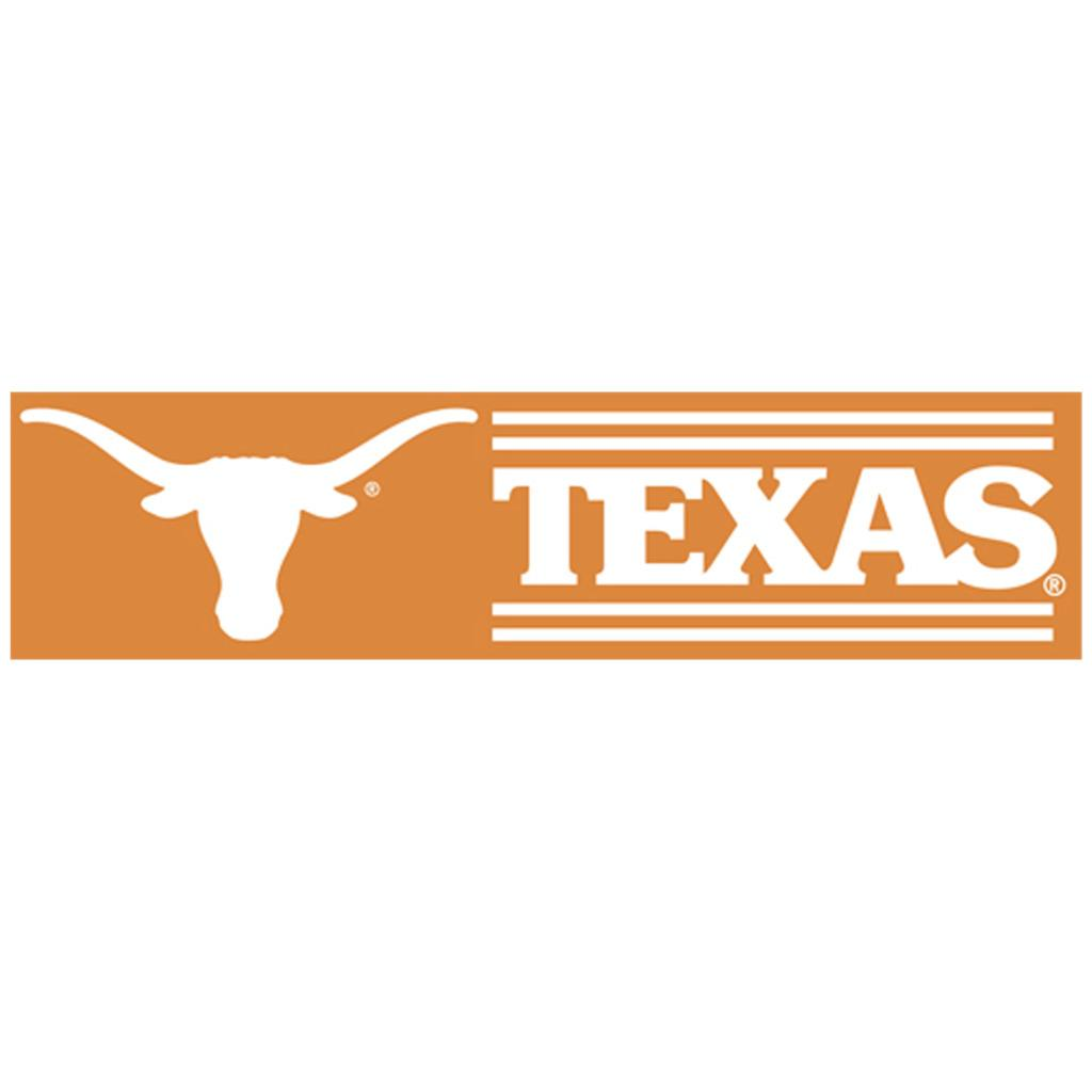 Texas Longhorns 8-foot Nylon Banner