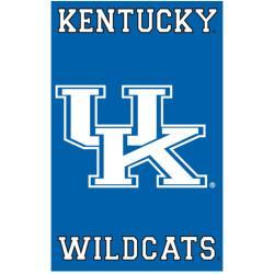 Kentucky Wildcats Nylon Banner Flag - Thumbnail 1