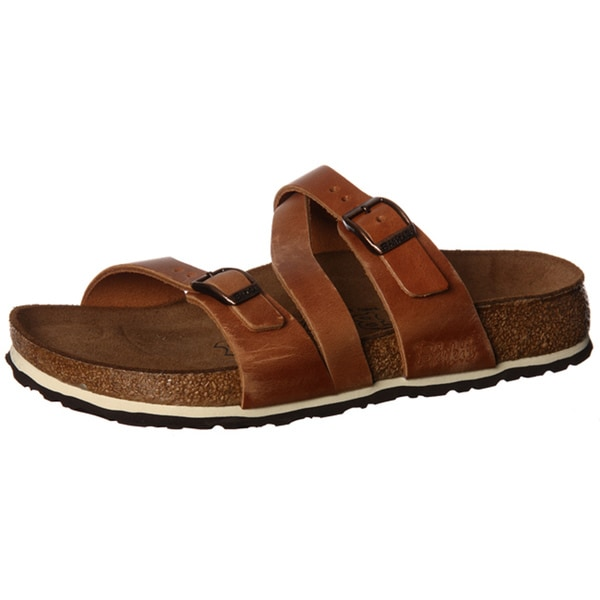 e9910761d44b Shop Birki s By Birkenstock Women s  Salina  Tan Sandals - Free ...