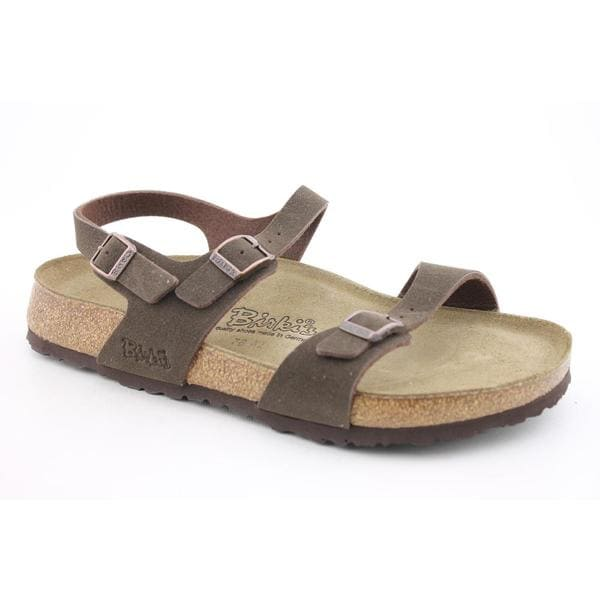 Køb sko online Birkenstock Guam Mænd sandaler Sort forhandler af