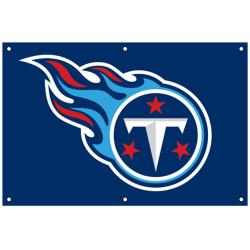 Tennessee Titans Fan Banner