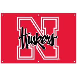 Nebraska Corn Huskers Fan Banner - Thumbnail 0