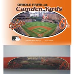 Baltimore Orioles 34-inch Stadium Bat - Thumbnail 2
