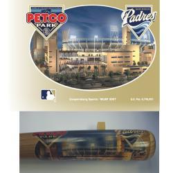 San Diego Padres 34-inch Stadium Bat - Thumbnail 1