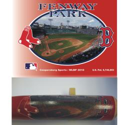 Boston Red Sox 34-inch Stadium Bat - Thumbnail 2
