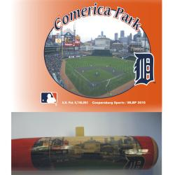 Detroit Tigers 34-inch Stadium Bat - Thumbnail 2