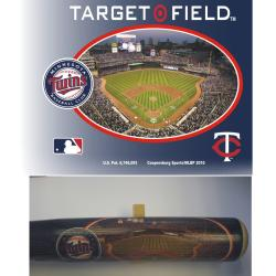 Minnesota Twins 34-inch Stadium Bat