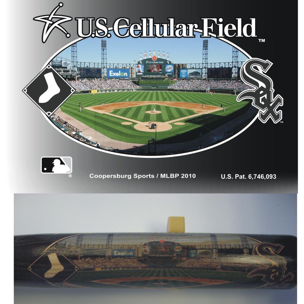 Chicago White Sox 34-inch Stadium Bat