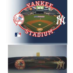 New York Yankees 34-inch Stadium Bat - Thumbnail 1