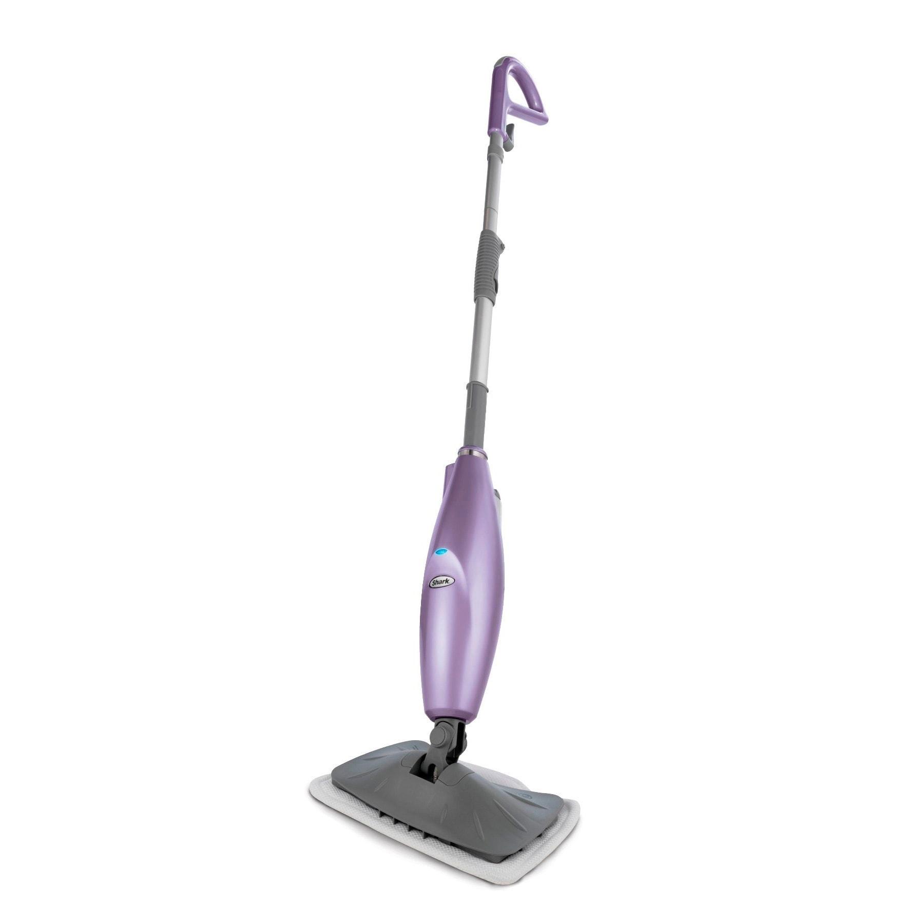 Shark S3251 Lite 'n Easy Steam Mop, Purple