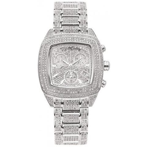 Joe Rodeo Unisex Diamond-accented Watch