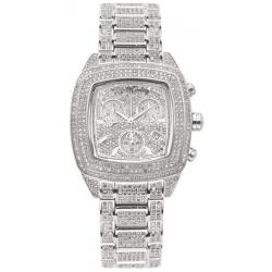 Joe Rodeo Unisex Diamond-accented Watch