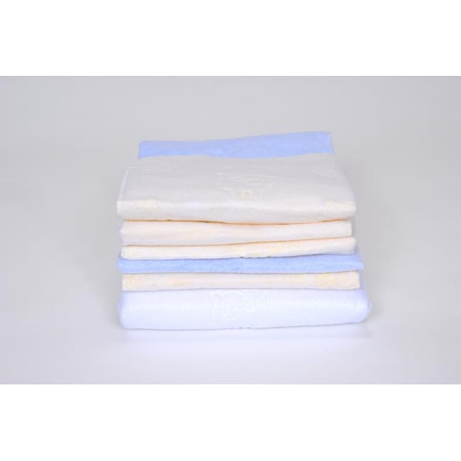 Assorted Multi-Use Waterproof Pads (Pack of 6)