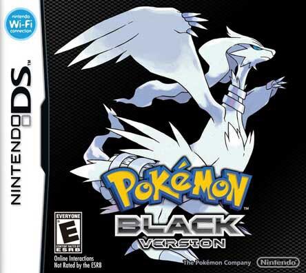 NinDS - Pokemon Black Version