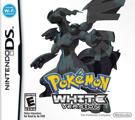 NinDS - Pokemon White Version