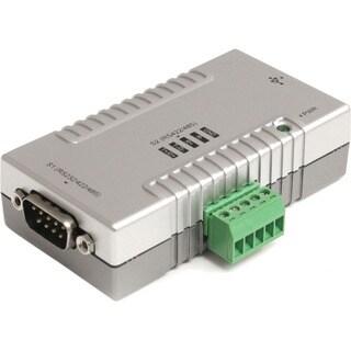 StarTech.com 2 Port USB to RS232 RS422 RS485 Serial Adapter with COM