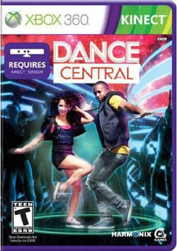 Xbox 360 - Kinect Microsoft Dance Central