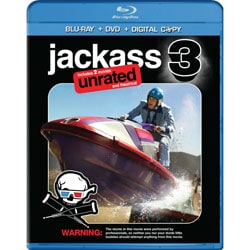 Jackass 3 3D (Blu-ray Disc)