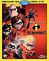 The Incredibles (Blu-ray/DVD)