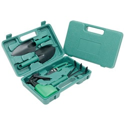 Ruff and Ready 5-piece Garden Tool Kits (Pack of 10)