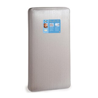 Sealy Baby Firm Rest Crib Mattress - grey