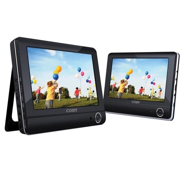"Coby TFDVD9952 Car DVD Player - 9"" LCD - 16:9"