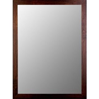New England Walnut Mirror