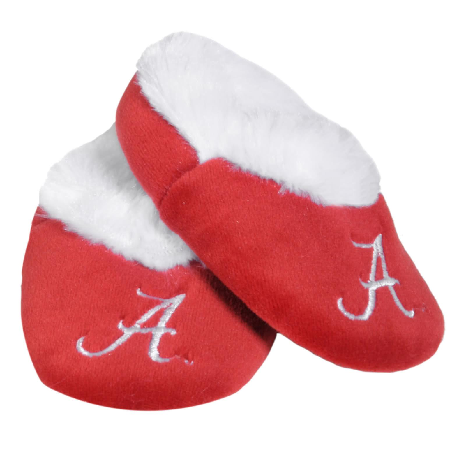 Alabama Crimson Tide Baby Bootie Slippers