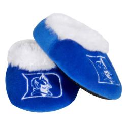 Duke Blue Devils Baby Bootie Slippers - Thumbnail 2