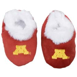 Minnesota Golden Gophers Baby Bootie Slippers - Thumbnail 0