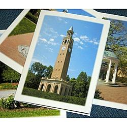 Orange Cat Art 'UNC-Chapel Hill Collection' Note Cards (Set of 4)