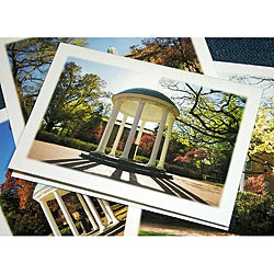 Orange Cat Art 'Old Well Collection' Note Cards (Set of 4)