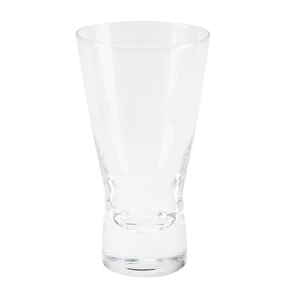 Oslo Clear Tumbler Glasses (Set of 4)