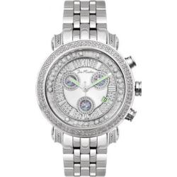 Joe Rodeo Men's Classic Swiss Quartz Diamond Watch