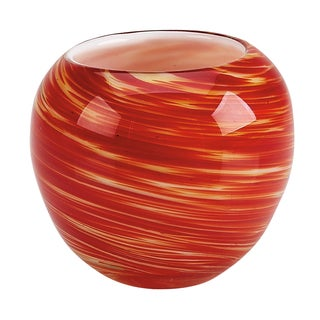 Galaxy Red Votive (Set of 4)