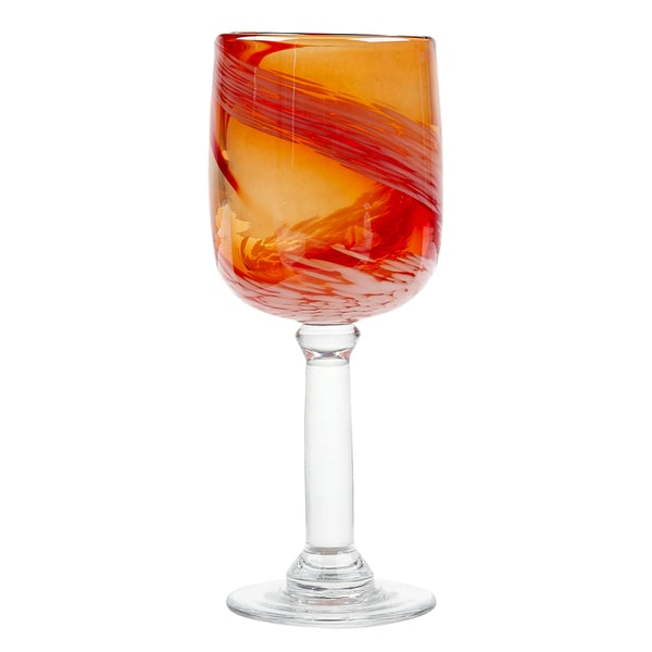 Pearl Red Wine Glasses (Set of 4)