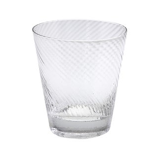IMPULSE! Roma Clear Rocks Glasses (Set of 4)
