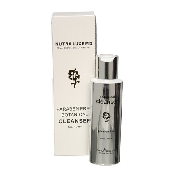 Nutra Luxe 4-ounce Paraben-free Cleanser