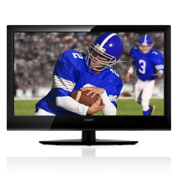 "Coby LEDTV2326 23"" 1080p LED-LCD TV - 16:9 - HDTV"