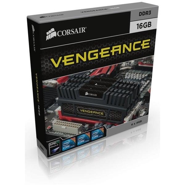 Corsair CMZ16GX3M4A1600C9 16GB DDR3 SDRAM Memory Module