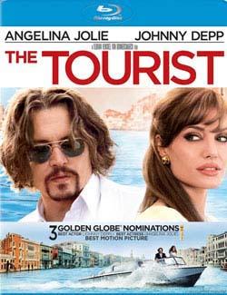 The Tourist (Blu-ray/DVD)
