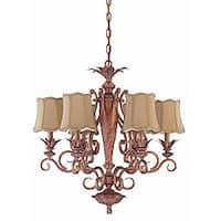 Island Cay 6-light Chandelier