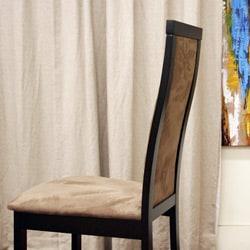 Pollard Dark Brown Dining Chairs (Set of 2) - Thumbnail 1