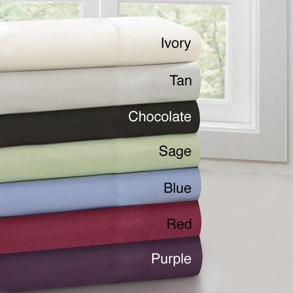 Premier Comfort Softspun All-season Full-size Sheet Set