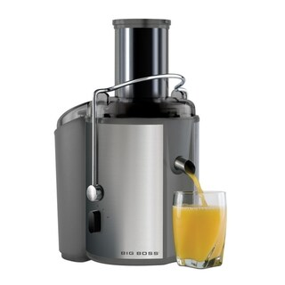 Big Boss 8123 700-watt Multi Speed Stainless Steel Juicer