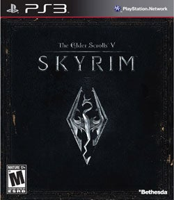 PS3 - Elder Scrolls V: Skyrim - By Bathesda Softworks
