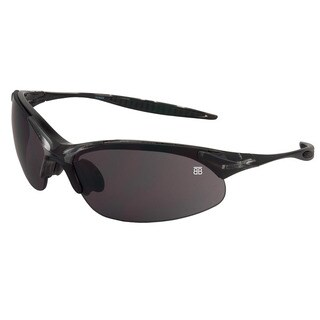 BTB-420 Black and Smoke Sunglasses