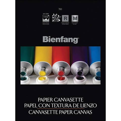 Elmer's Products Canvas Paper Pad (9x12)