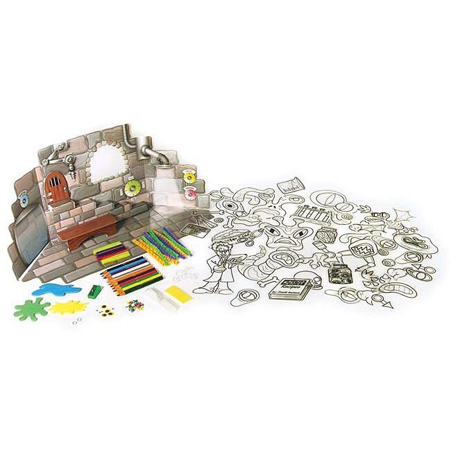 Shrinky Dinks Monster Lab Kit